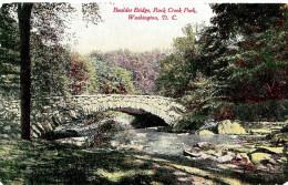 Autres. Rock Creek Park , Boulder Bridge; - Etats-Unis