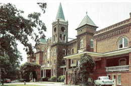 Spartanburg.Administration Building Converse College. - Spartanburg