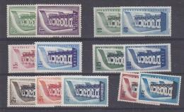 Europa Cept 1956 Year Set 6 Countries 13 Values ** Mnh (original Gum !!!) (18997) - Europa-CEPT