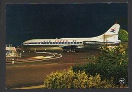 DF / TRANSPORT / AVIATION / AVIONS / CARAVELLE III DE LA COMPAGNIE AIR-INTER - 1946-....: Ere Moderne