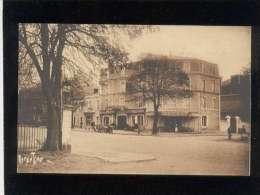 85 La Roche Sur Yon Avenue De La Gare Vers L'hotel De France  édit. Bergevin N° 11205 - La Roche Sur Yon