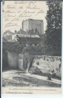CPA - 77 - MORET-SUR-LOING-  Le Donjon Et Les Anciens Remparts -  Très Bon état - - Moret Sur Loing