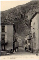 Orpierre - Rue Du Barri Et La Caborne ( E. Arthaud, éditeur) - Autres Communes