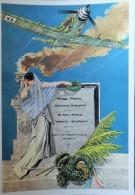 AERONAUTICA NAZIONALE REPUBBLICANA 1945 ADRIANO VISCONTI VALERIO STEFANINI - 1939-1945: 2nd War
