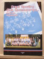 Liv. 152. Royal Sporting Club De Quevaucamps. Album D'un Cinquantenaire 1997. - Cultura