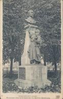 N°213 CCC 83  CHALON SUR SAONE MONUMENT ELEVE A LA MEMOIRE DU DOCTEUR MAUCHAMP - Chalon Sur Saone