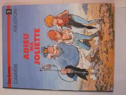 LEO LODEN N° 3 ADIEU MA JOLIETTE En  Edition Originale - Leo Loden
