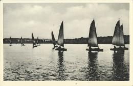 Lac De Virelles -   Régates  Interclubs;    Twee Kaarten - Chimay