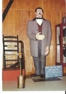 Statue Of Giant Angus MacAskill Shown At Gaelic College, St. Ann's, Cape Breton, Nova Scotia - Cape Breton