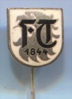 FTC GERMANY - enamel pin, badge