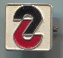 HECHO en Cuba, Sindicat socialista, vintage pin, badge