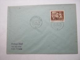 Ersttagsbrief , FDC , Machtergreifung ,  auf Brief  vom  29.1.1944