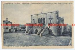 CONVERSANO - MARCHIONE - CASTELLO DI CACCIA DEI CONTI ACQUAVIVA F/PICCOLO VIAGGIATA - Bari