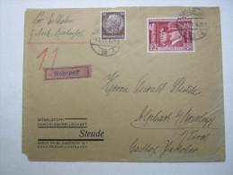 1941, Rohrpostbrief  Aus Berln - Germany