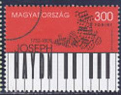 Ungarn 2009. SPECIMEN. Joseph Haydn, Komponist (B.2039) - Unused Stamps