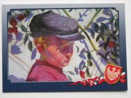 Z Pronaszko Painted / John - Paintings