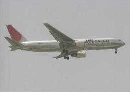 JAL, JAPAN AIR LINES CARGO, Boeing 767-346F ER, Unused Postcard [15376] - 1946-....: Moderne
