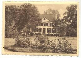 HEUSDEN-BUITENGOED OBBEEK-KASTEEL-CHATEAU - Heusden-Zolder