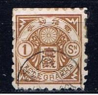 J+ Japan 19xx Mi Yy Telegraphenmarke - Japan