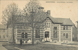 59 ARMENTIERES - ASILE D ALIENES - LA CUISINE - Armentieres