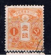 J+ Japan 1913 Mi 100 Tazawa - Japan