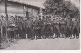 (1914-1918) - Kriegsgefangene Franzosen - War 1914-18
