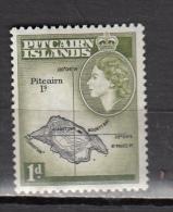 PITCAIRN ILES * YT N° 21 - Pitcairn Islands