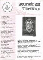 Belgium 1963 - First Day Folder - Stamp Day - Belgique