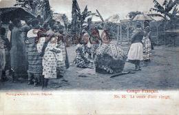 (Congo Français) - La Vente D'une Vierge - 2 SCANS - French Congo - Other
