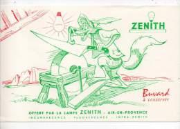 Buvard - Lampe Zenith, Aix En Provence - Electricité & Gaz
