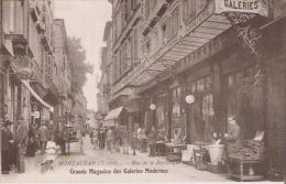 MONTAUBAN (T ET G) RUE DE LA REPUBLIQUE GRANDS MAGASINS DES GALERIES MODERNES (ANIMATION) - Montauban