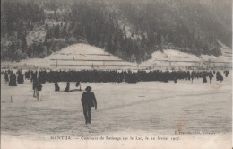 01 Nantua Concours De Patinage - France