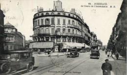 BORDEAUX - COURS DE L´INTENDANCE AUTOMOBILE - Bordeaux