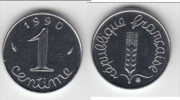 **** 1 CENTIME 1990 EPI SPLENDIDE A FDC **** EN ACHAT IMMEDIAT !!! - Francia