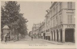 51 REIMS  Place Drouet  D'Erlon - Reims