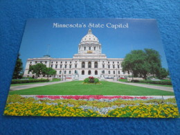 Minnesota's State Capitol - St Paul