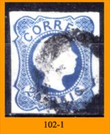 Portogallo-102 - 1856/58 - Y&T: N. 10 (o) Privi Di Difetti Occulti - A Scelta. - 1853 : D.Maria