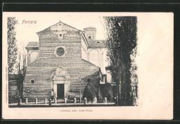 Cartolina Ferrara, Chiesa Del Cimitero - Ferrara