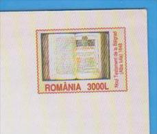 Religion New Testament In Belgrade, Book Romania Postal Stationery 2003 - Cristianesimo