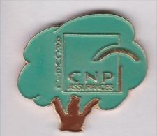 Beau pin's , CNP Assurances , Arcueil , mutuelle