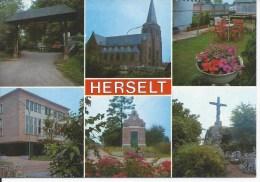 GROETEN UIT HERSELT ........... .......... .... .                       (15X10.5) - Herselt