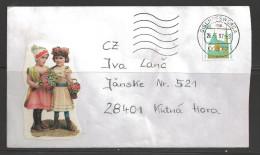 Germany 1997 Gisohofswerda (26.5.97) To Kutna Hora Czech Republic - Storia Postale