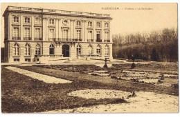 Auderghem Ouderghem Anderghem Villa Chateau De La Solitude Timbre Manquant - Auderghem - Oudergem