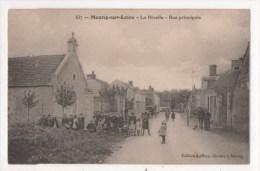 MEUNG SUR LOIRE - La Nivelle - Rue Principale - Unclassified