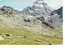 QUEYRAS (05), Le Mont Viso Et Vallée Du Haut Guil, Ed. Edy, L'Abbé Girard à Raids - Provence-Alpes-Côte D'Azur