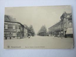 BOURG-LEOPOLD     ,Carte  Militaire   , 2 Scans - Leopoldsburg