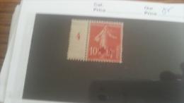 LOT 239682 TIMBRE DE FRANCE NEUF** LUXE - Francia