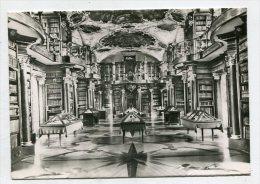 SWITZERLAND  - AK 215167 St. Gallen - Inneres Der Stiftsbibliothek - SG St. Gallen
