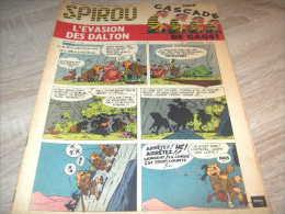 Journal De Spirou Année 1958 Numéro 1076 - Spirou Magazine