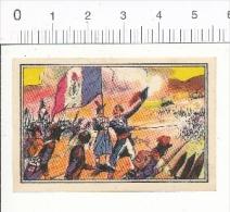 """Chocolat Vinay  """" Le Colonel Rampon - Montenotte Millésimo  """" / Révolution Française    / 6-Vin/187 - Altri"""